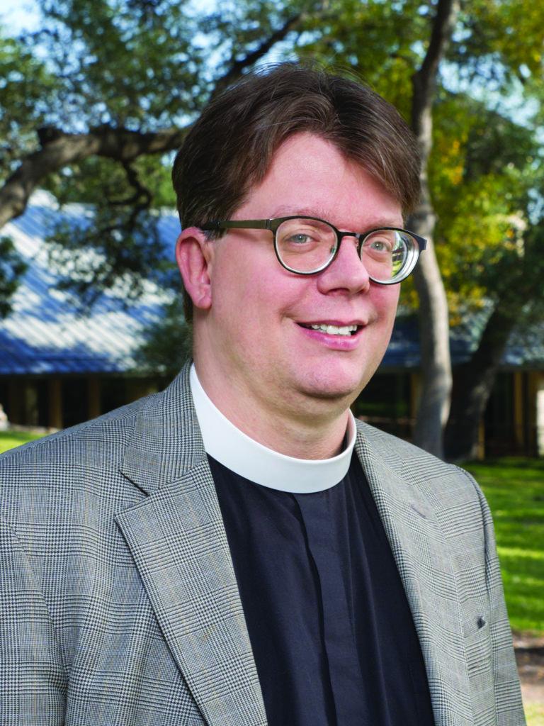 The Rev. Daniel Joslyn-Siemiatkoski